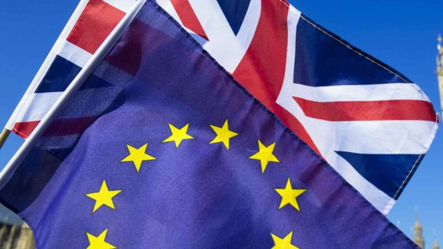 What is the law that will apply to EU nationals at the end of the Brexit transition period?