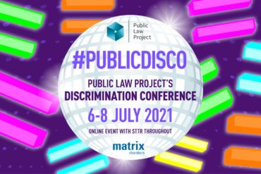 #publicdisco = PLP's discrimination law conference