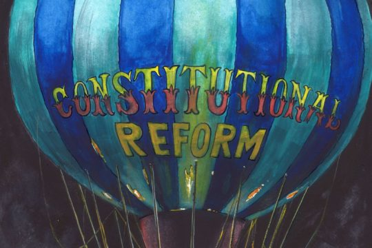 JR Trends and Forecasts 2021: Accountability and the Constitution
